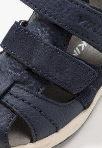 Viking - OSCAR - Walking sandals - navy - 2