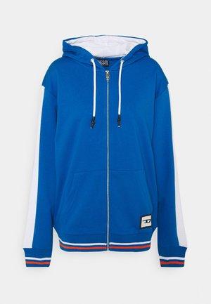 BRANDON - Mikina na zip - blue