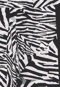 Puma - CLASSICS SAFARI LEGGINGS - Leggings - white/black - 2