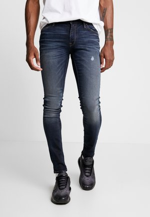 JJILIAM JJORIGINAL  - Jeansy Skinny Fit - blue denim