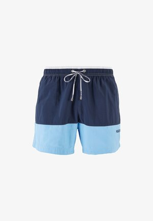 FILEFISH - Swimming shorts - open blue