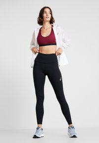 ASICS - HIGH WAIST - Medias - performance black - 1