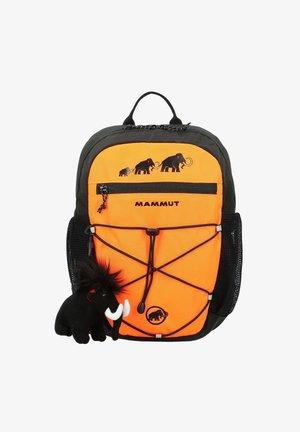 Tagesrucksack - safety orange-black
