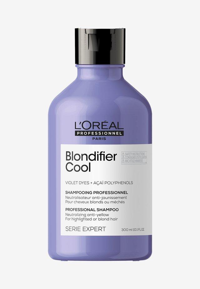 SERIE EXPERT BLONDIFIER SHAMPOO COOL - Shampoing - -
