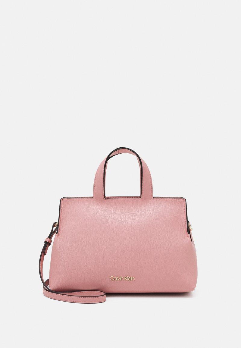 Calvin Klein - TOTE ZIP - Handbag - purple
