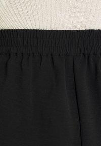 Vila - VIRASHA  - Trousers - black - 5