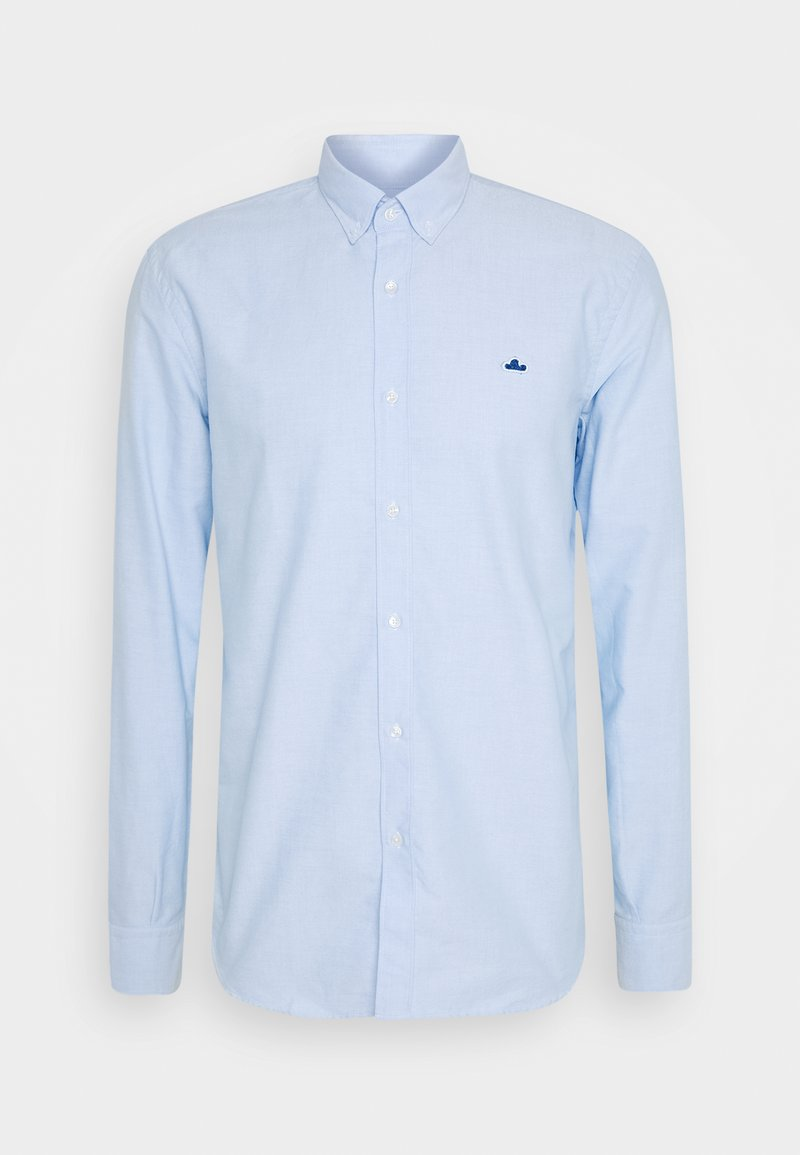 The GoodPeople - ESSENTIAL OXFORD PATCH - Shirt - light blue
