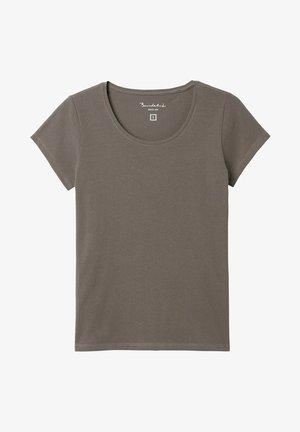 MOA  - T-shirts basic - light brown