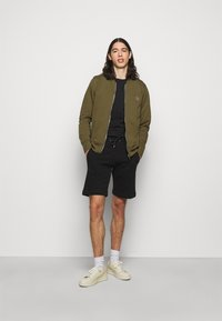 PS Paul Smith - MENS ZIP BOMBER - Zip-up sweatshirt - khaki - 1
