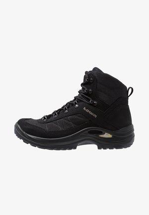 TAURUS II GTX MID - Zapatillas de senderismo - black