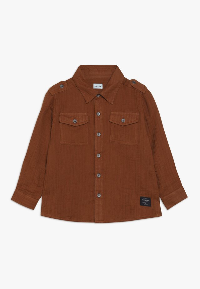 MARTIN  - Shirt - brown