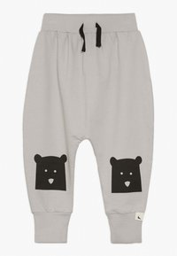 Turtledove - BEAR KNEE HAREMS - Pantalon de survêtement - grey - 0