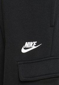 Nike Sportswear - PANT - Trainingsbroek - black/black/white - 6