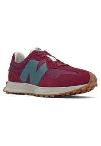 New Balance - 327 - Trainers - red - 2