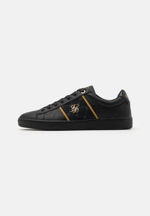 ELITE - Trainers - black/gold