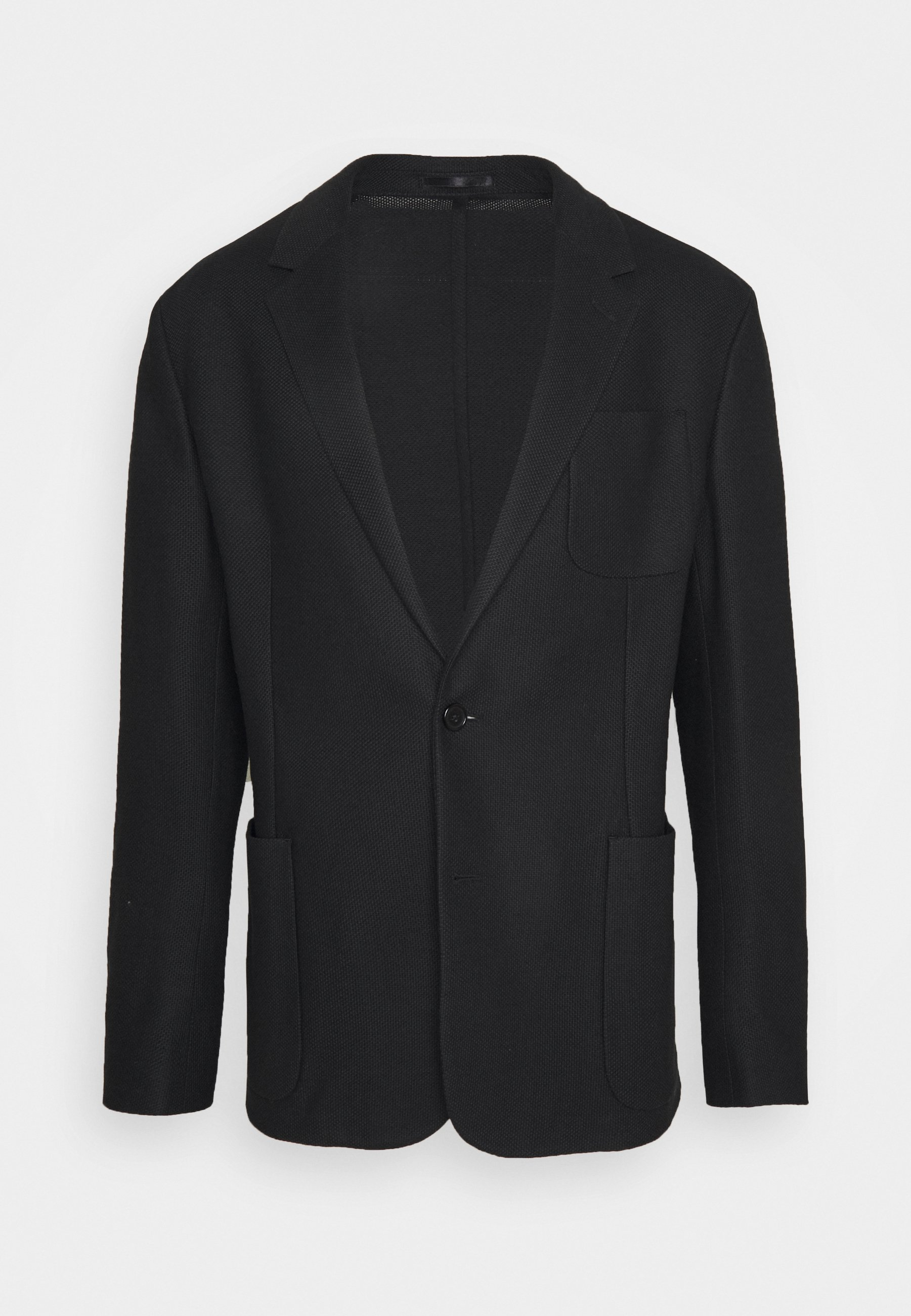 Men PATCH POCKET JACKET - Blazer jacket