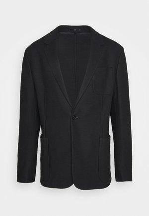 PATCH POCKET JACKET - Blazer jacket - anthracite