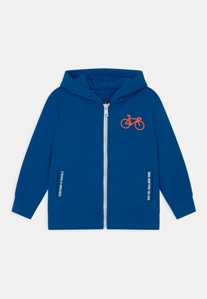 KID - Zip-up hoodie - blue