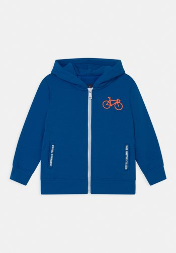 KID - Zip-up hoodie - blue