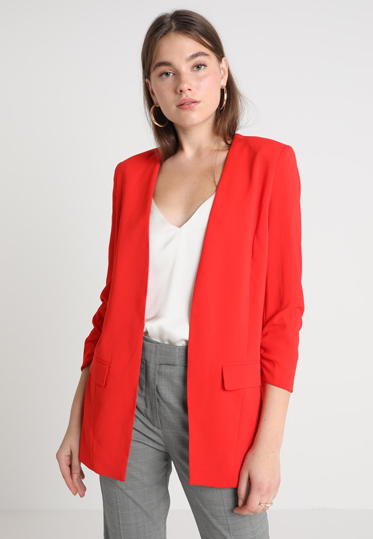 mbyM - WERONKA - Krátký kabát - lollipop red