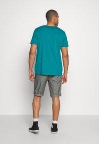 Esprit - OCS Y/D STRUCT - Shorts - dark grey - 2