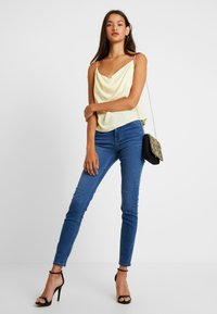 New Look - Jeans Skinny Fit - mid blue - 1