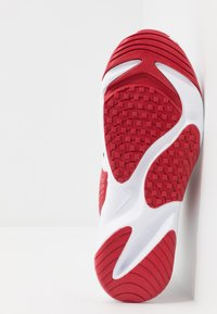Nike Sportswear - ZOOM  - Sneakers - white/black/gym red - 4