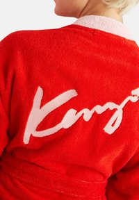 Kenzo - Dressing gown - red - 1