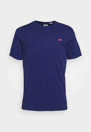 ORIGINAL TEE - Basic T-shirt - dark blue