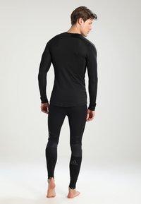 adidas Performance - Camiseta de deporte - black - 2