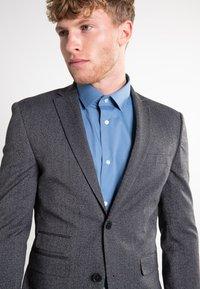 Next - TEXTURED - Blazer jacket - grey - 3
