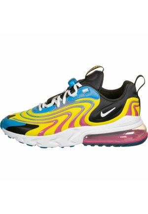 SCHUHE AIR MAX 270 REACT - Sneakers - laser blue/white/anthracite