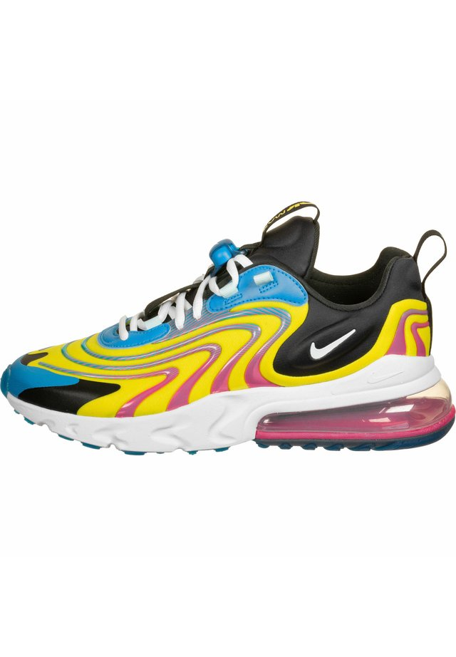 SCHUHE AIR MAX 270 REACT - Trainers - laser blue/white/anthracite
