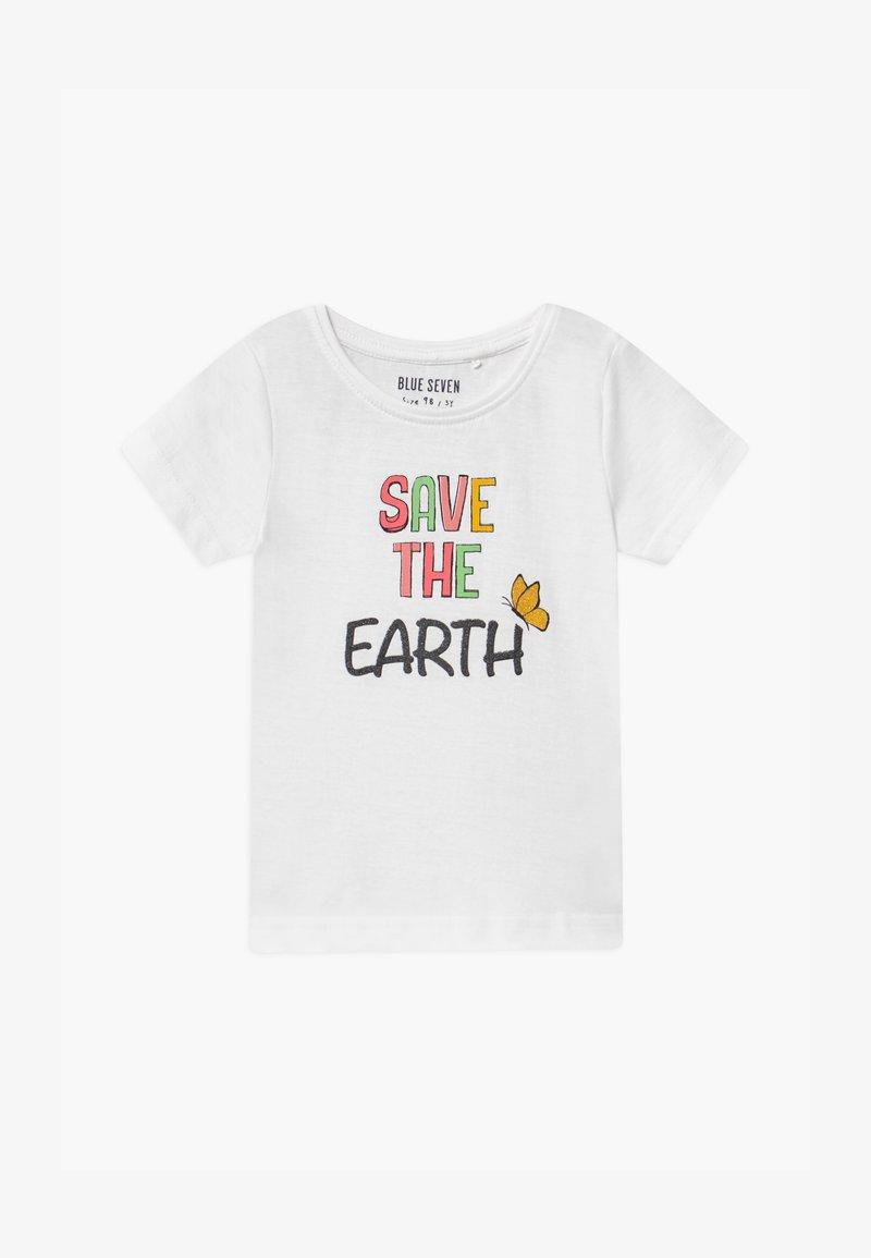 Blue Seven - SMALL GIRLS KOALA - T-shirts print - white