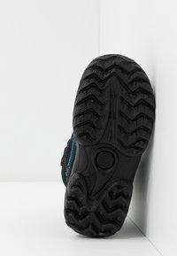 Superfit - SNOWCAT - Winter boots - schwarz/blau - 4