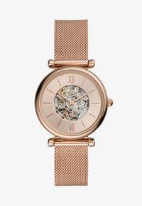 Fossil - CARLIE - Klokke - rose gold-coloured - 0