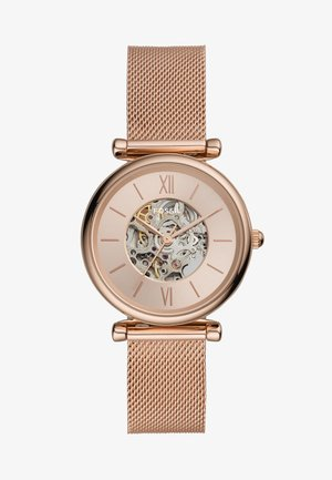 CARLIE - Montre - rose gold-coloured