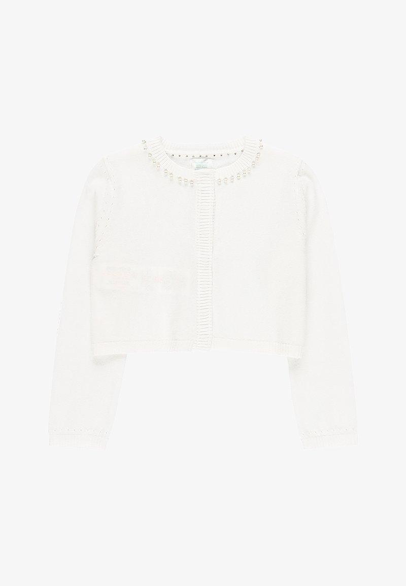 Boboli - Cardigan - white