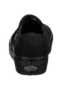 Vans - ASHER - Trainers - black - 2