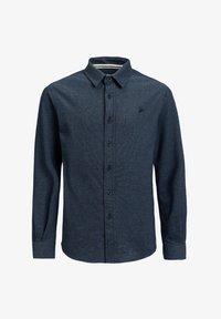 WE Fashion - Overhemd - dark blue - 0