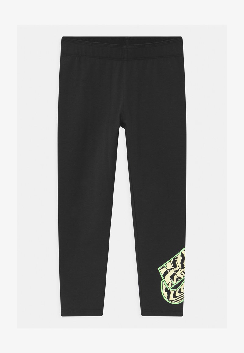 Nike Sportswear - PRINTED - Legginsy - black