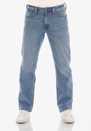 BIG SUR - Straight leg jeans - denim blue