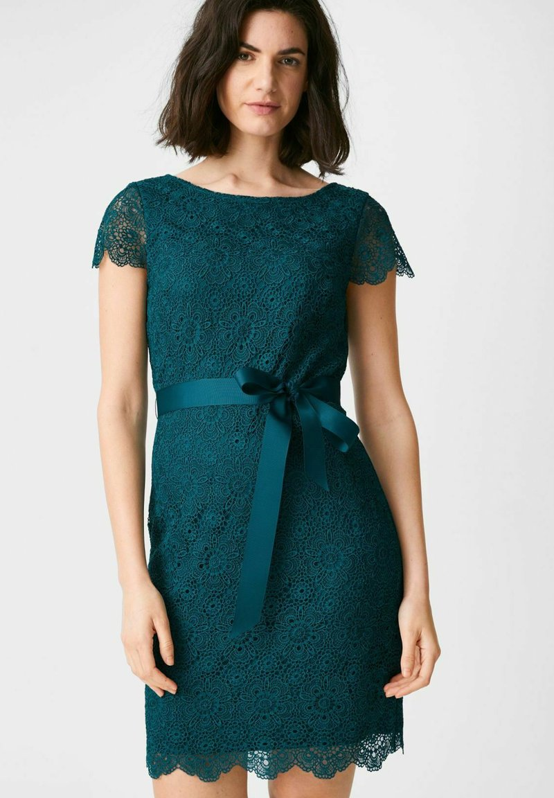 C&A - Cocktail dress / Party dress - teal