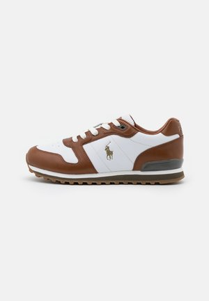 CLASSIC RUNR - Sneakers laag - white/saddle