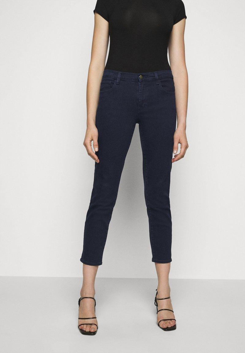J Brand - ADELE MID RISE - Straight leg jeans - penrose