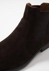 Lloyd - PATRON - Kotníkové boty - dark brown - 5