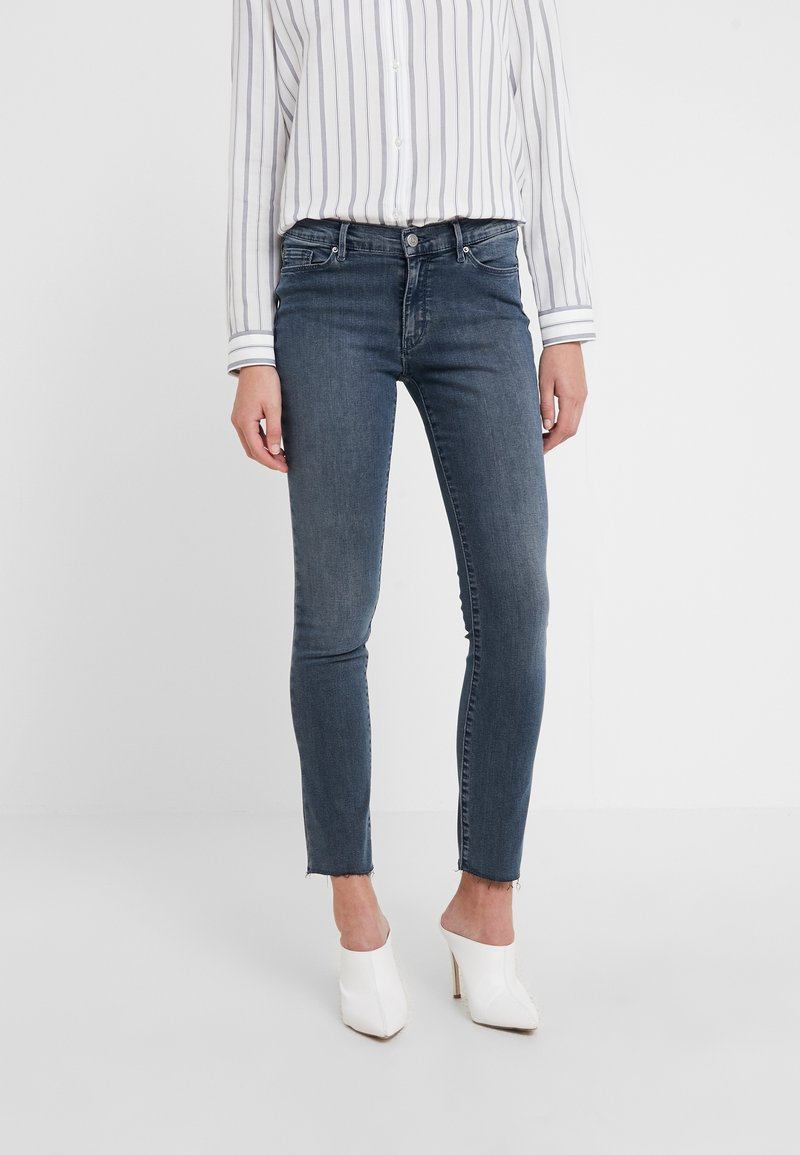 BOSS - COMO - Jeans Skinny - navy