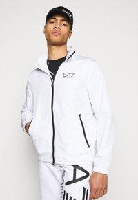 EA7 Emporio Armani - Summer jacket - white - 4