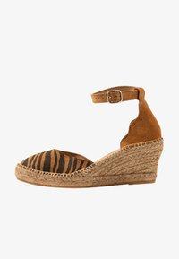 Shoe The Bear - SALOME - Plateaupumps - tan - 1
