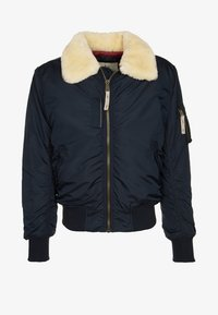 Alpha Industries - INJECTOR III - Bomberjacks - rep. blue - 4